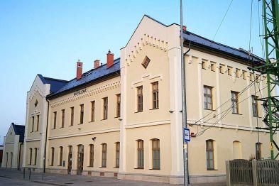 Karcag vasútállomás - Primépítő Kft. - Budapest